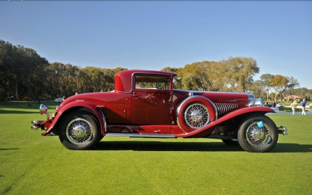 Duesenberg - Model J Judkins Coupe