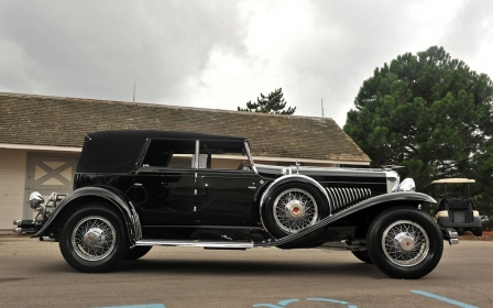 Duesenberg - Model J Murphy Convertible Sedan