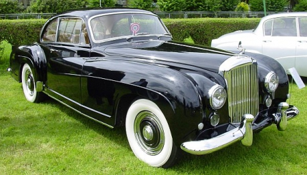 Bentley - Mk VI R Type Continental Coupe