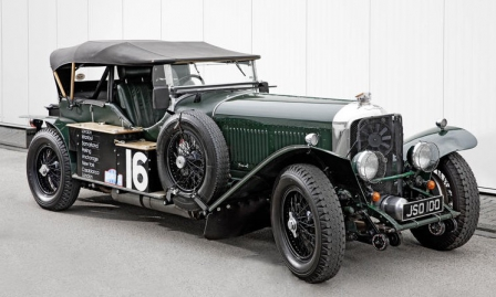 Bentley - 6.5 Litre Speed Six Tourer