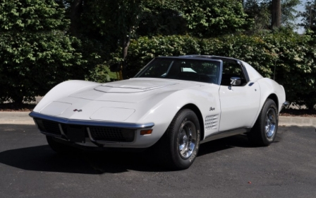 Chevrolet - Corvette Stingray LT1 Cabrio