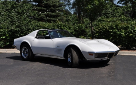 Chevrolet - Corvette Stingray LT1