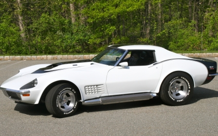 Chevrolet - Corvette Stingray 454 Motion Phaeton