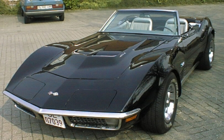 Chevrolet - Corvette Stingray 454 Cabrio