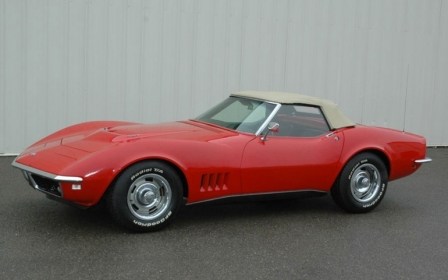 Chevrolet - Corvette Stingray 427 Replica