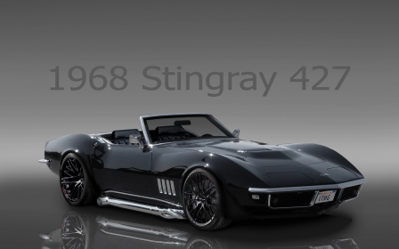 Chevrolet - Corvette Stingray 427 Cabrio