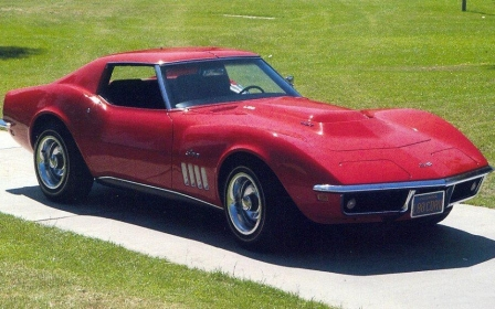 Chevrolet - Corvette Stingray 427