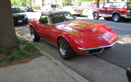 Chevrolet - Corvette Stingray 383 Cabrio