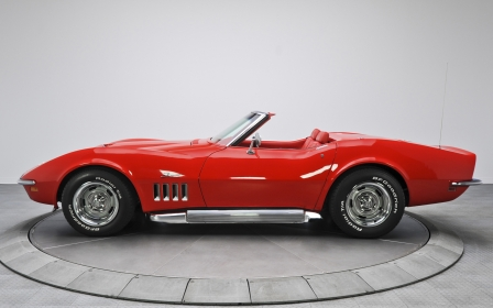 Chevrolet - Corvette Stingray 350 Cabrio