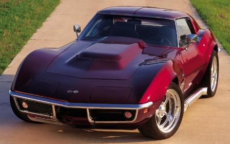 Chevrolet - Corvette Stingray 350