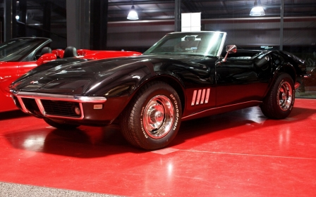 Chevrolet - Corvette Stingray 327 Cabrio
