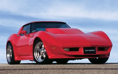 Chevrolet - Corvette Sting Ray Thumper