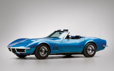 Chevrolet - Corvette Sting Ray 454 Cabrio