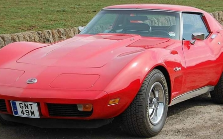Chevrolet - Corvette Sting Ray 454