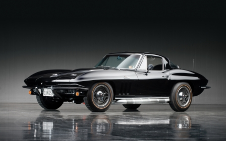 Chevrolet - Corvette Sting Ray 427