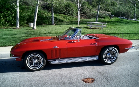 Chevrolet - Corvette Sting Ray 396 Cabrio