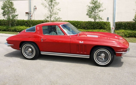 Chevrolet - Corvette Sting Ray 396