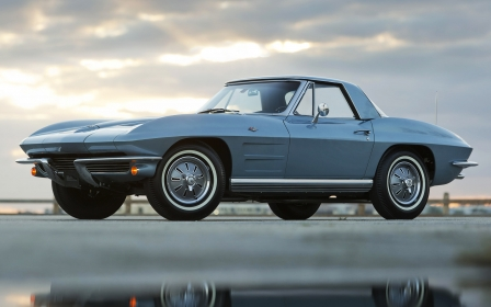Chevrolet - Corvette Sting Ray 327 Cabrio