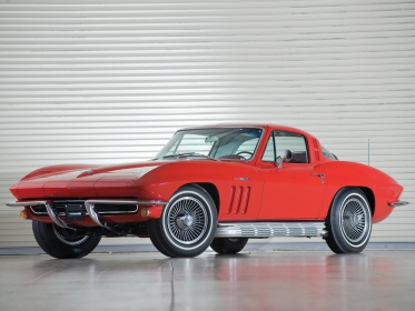 Chevrolet - Corvette Sting Ray 327