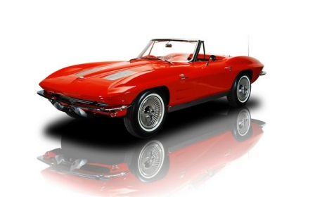 Chevrolet - Corvette 327 Roadster