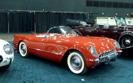Chevrolet - Corvette 265 Roadster