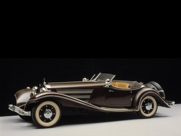 Mercedes Benz - 500 K Special Roadster