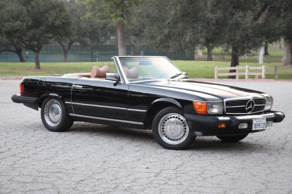 Mercedes Benz - SL 450