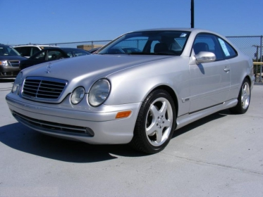 Mercedes Benz - CLK 430