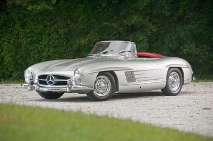Mercedes Benz - 300 SL Roadster