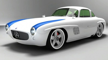 Mercedes Benz - 300 SL Gullwing Replica