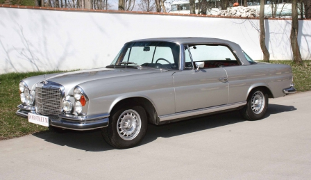 Mercedes Benz - 280 SE 3.5 Coupe