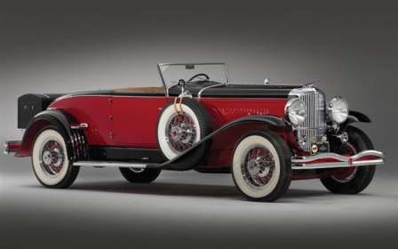 Duesenberg - Model J Convertible