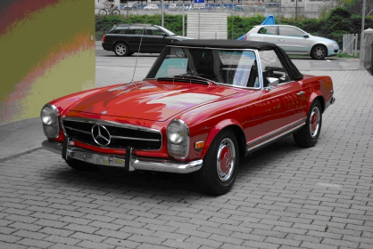 Mercedes Benz - 250 SL