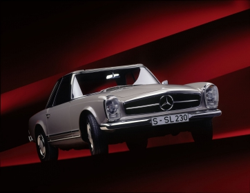 Mercedes Benz - 230 SL