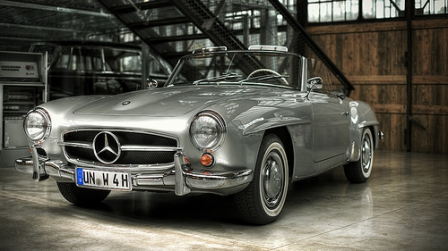 Mercedes Benz - 190 SL