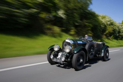 Bentley - 4.5 Litre Supercharged